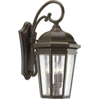 Verdae Aluminum 3-light Large Wall Lantern