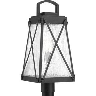 Progress Lighting Creighton One-light Aluminum Post Lantern