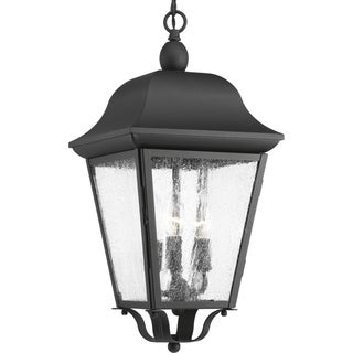 Progress Lighting Kiawah Three-light Hanging Lantern