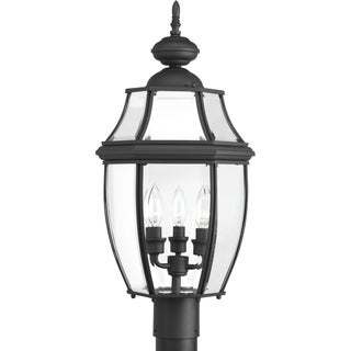 New Haven 3-light Post Lantern