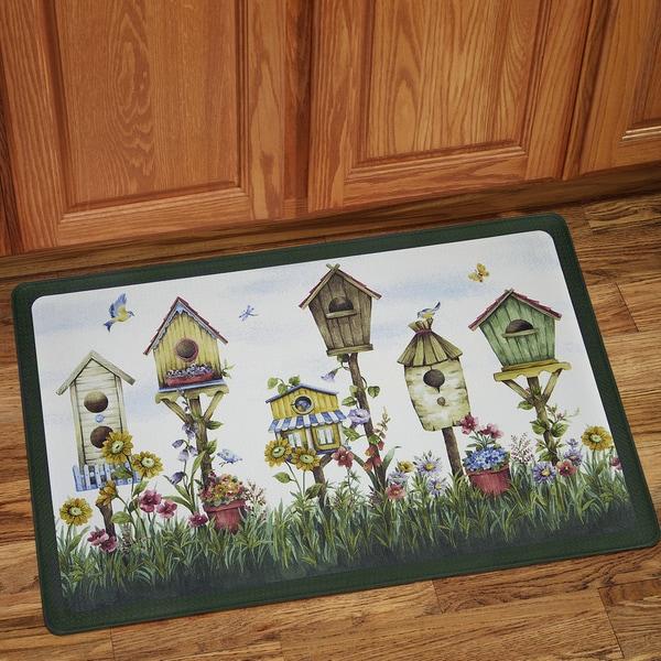 "Birdhouse Anti-Fatigue Floor Mat (18""x30"")"