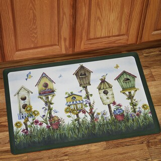 "Birdhouse Anti-Fatigue Floor Mat (18""x30"")"