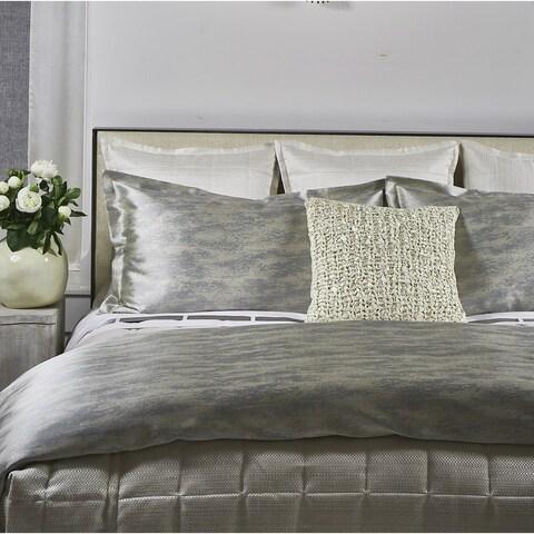 Art of Home from Ann Gish Pool Shimmer Duvet Set