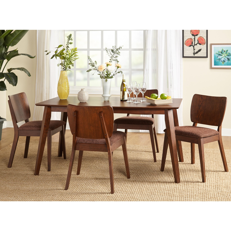 Simple Living Bernard Mid-Century Dining Sets
