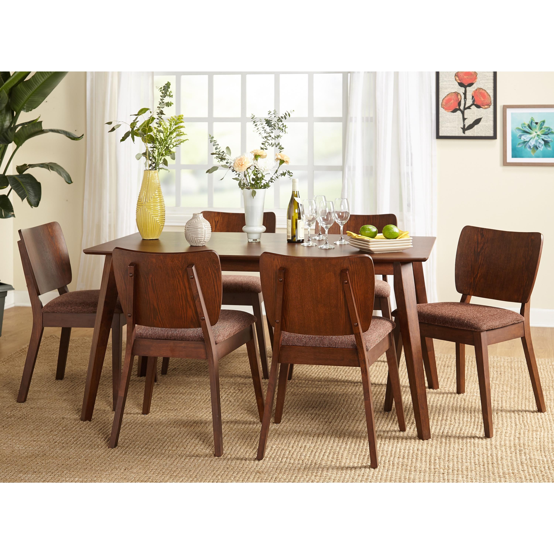 Simple Living Bernard Mid Century Dining Sets