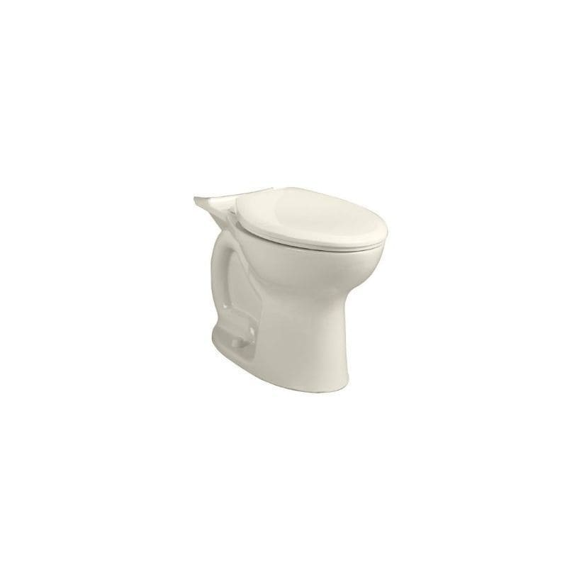 American Standard Cadet Linen Vitreous China Toilet Bowl ...