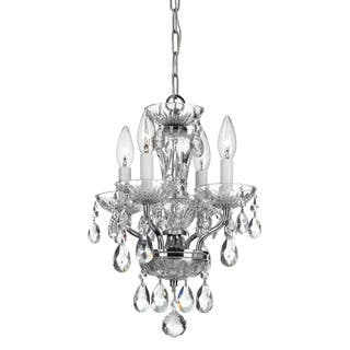 Mini Chandeliers For Less   Overstock.com