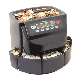 Cassida C200 Coin Counter, Sorter, and Wrapper