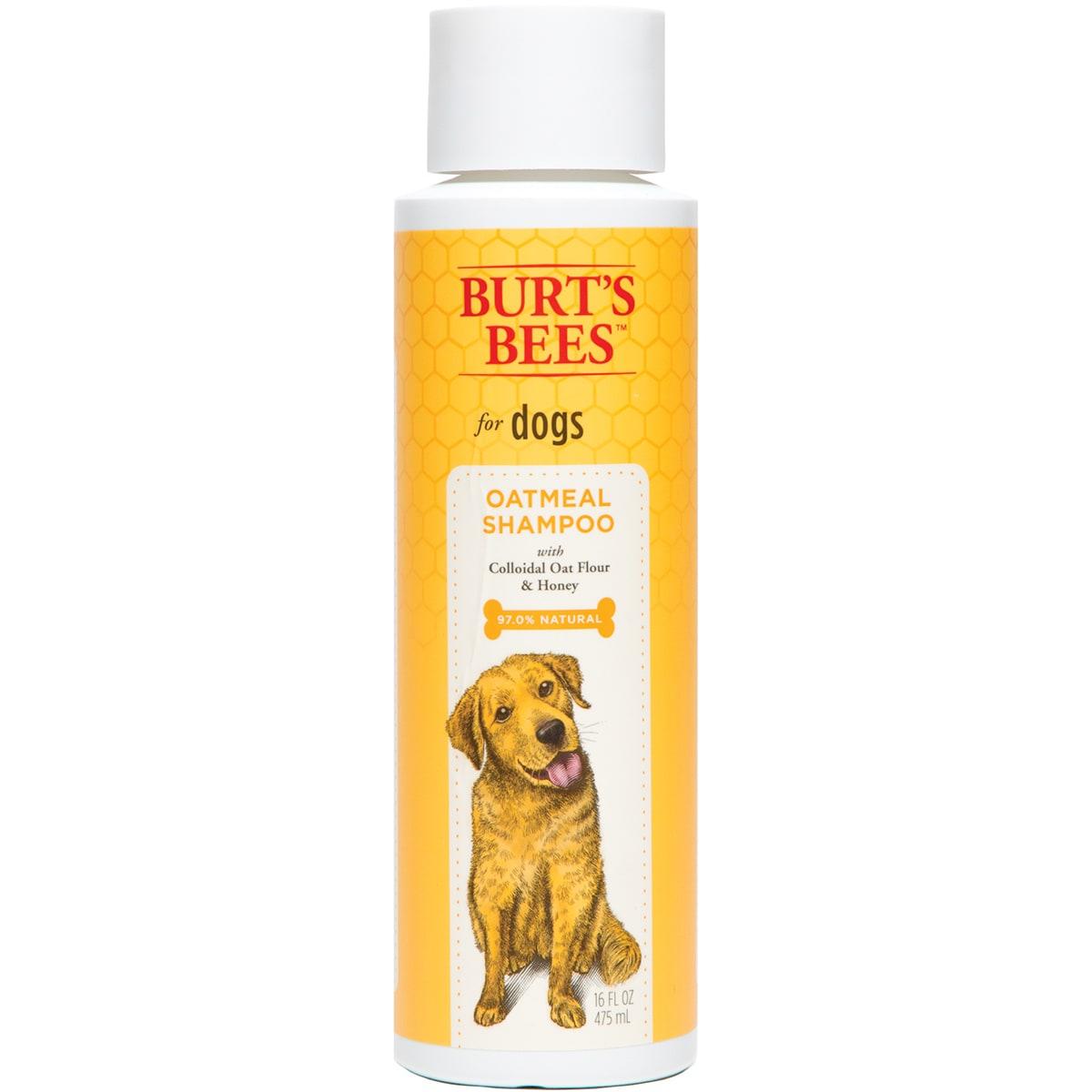 Burt's Bee's Dog Shampoo 16oz (Oatmeal), Grey