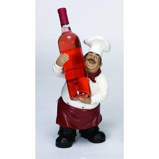 Polystone Chef Bottle Holder