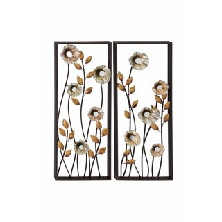 Metal Wall Decor (Set of 2)