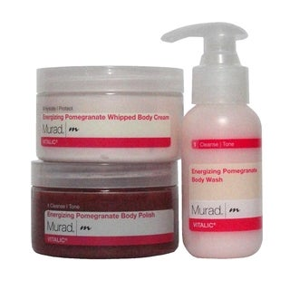 Murad The Power of Pomegranate 3-piece Body Spa Set