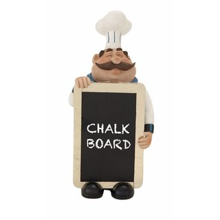 Laurel Creek Lillian Polystone Chef Chalkboard