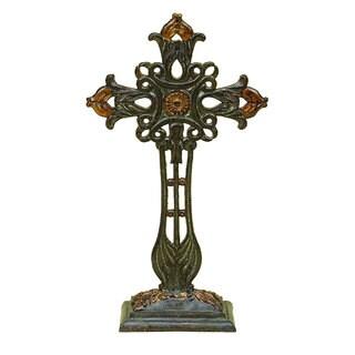 Gracewood Hollow Benson Metal Cross