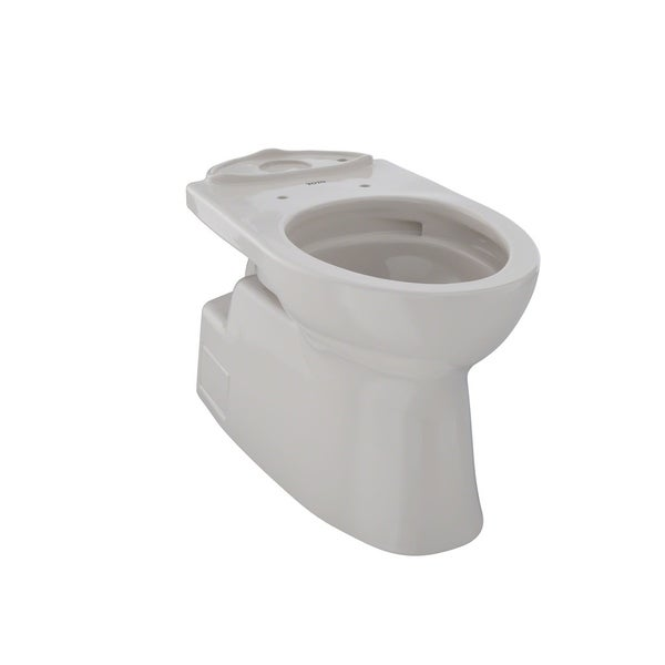 toto vespin ii. Toto Vespin II Universal Height Elongated Skirted Toilet Bowl With CeFiONtect CT474CUFG#12 Sedona Beige Ii I