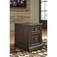 Signature Design by Ashley Townser Grey File Cabinet