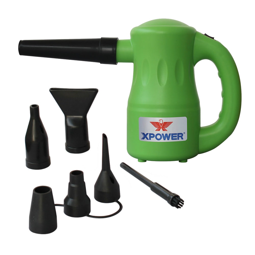 Xpower A2 Airrow Pro Green Multipurpose Electric Duster A...