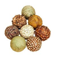 Natural Ball (Set of 8)