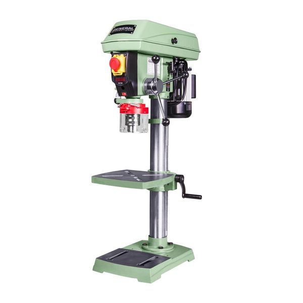 General International 12-inch Bench Commercial Variable Speed drill press