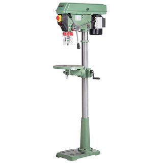 General International 15-inch Floor Commercial Mechanical Variable Speed Drill Press