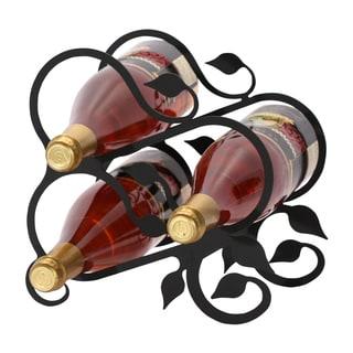 Leaf 3 Bottle Wine Rack