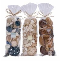 Havenside Home Buckroe 3-pack Dried Mix