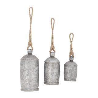 Grey Punjabi Bell (Pack of 3)