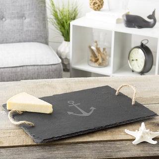 Anchor Black Slate Serving Board