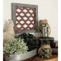 Wood Wall Decor (Pack of 3)
