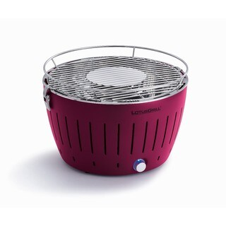 LOTUS PORTABLE SMOKELESS GRILL PURPLE
