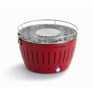 Lotus Portable Smokeless Grill - Red