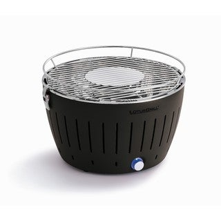 Lotus Portable Smokeless Grill - Grey