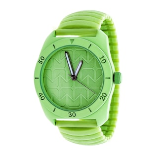 RBX Active Analog Silicone Stretch Watch - Green