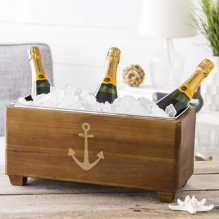 Anchor Wooden Wine Trough