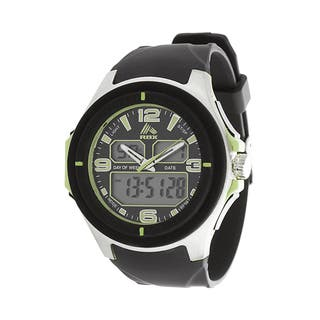 RBX Active Analog & Digital Multifunction Rubber Watch - Olive https://ak1.ostkcdn.com/images/products/14523088/P21077165.jpg?impolicy=medium