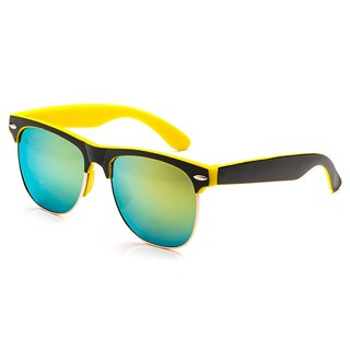 Pop Fashionwear P1035 Children's Sunglasses (Option: Yellow - Yellow)