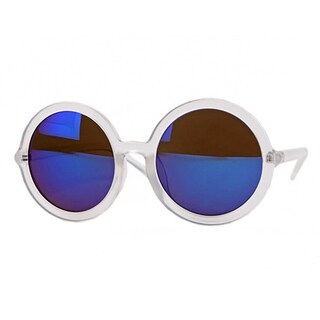 Pop Fashionwear P2201 Unisex Fashion Round Retro Sunglasses