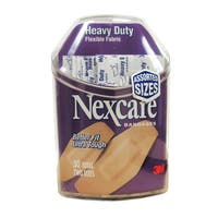 Nexcare Bandages Better Fit Ultra Tough Assorted Sizes (30 Count Two Sizes)