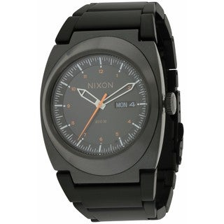 Nixon The Don A358577-00 Men's Black Stainless Steel Watch