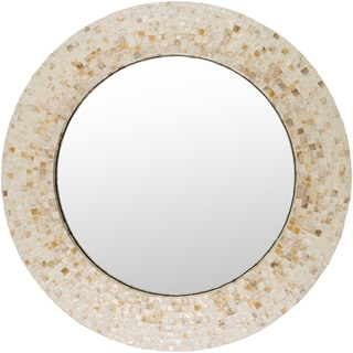 MDF Fainde Wall Mirror (31.5 x 31.5)