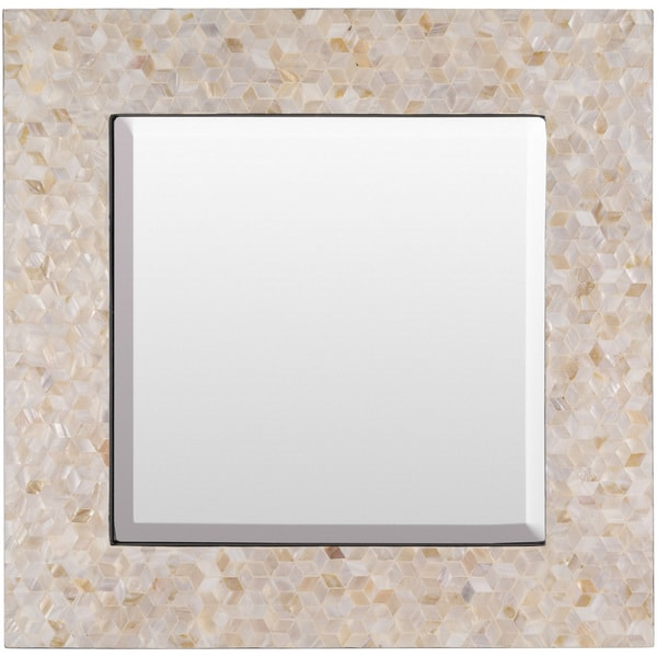 MDF Quentin Wall Mirror (15.7 x 15.7) - Free Shipping Today ...