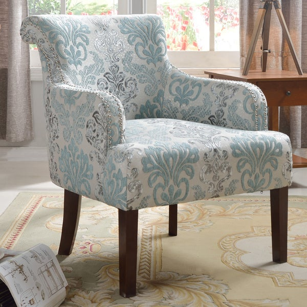 Shop Best Master Furniture Teal And Light Blue Accent