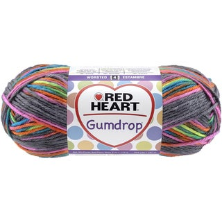 Red Heart Gumdrop Yarn-Rock Candy|https://ak1.ostkcdn.com/images/products/14523327/P21077352.jpg?_ostk_perf_=percv&impolicy=medium
