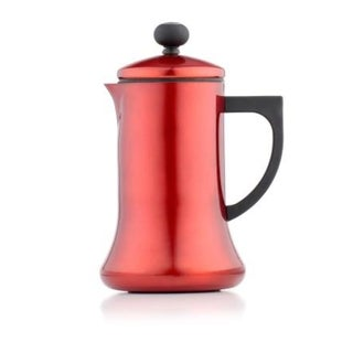 La Cafetiere 1000-ml Red Aluminum Hot Chocolate Frother
