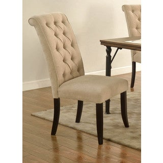 Best Master Furniture Manhatten Side Chairs (Set of 2)