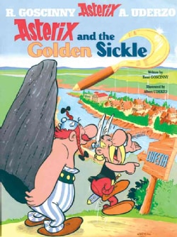 Asterix and the Golden Sickle (Hardcover)