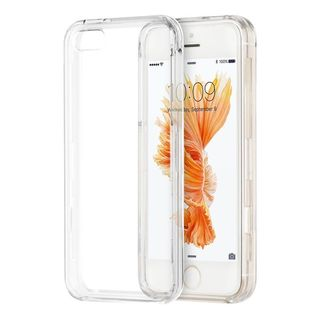 Insten Clear Hard Snap-on Case Cover For Apple iPhone 5/ 5S/ SE