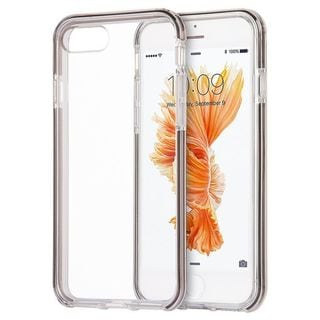 Insten TPU Rubber Candy Skin Bumper Frame For Apple iPhone 7 Plus