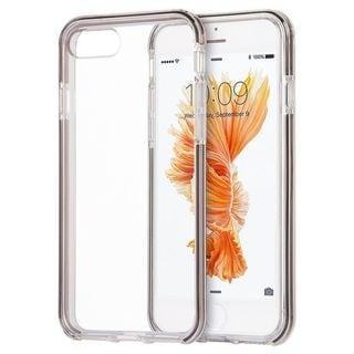 Insten TPU Rubber Candy Skin Bumper Frame For Apple iPhone 7 Plus