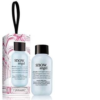 Philosophy Snow Angel 2-ounce Shampoo, Shower Gel and Bubble Bath Ornament